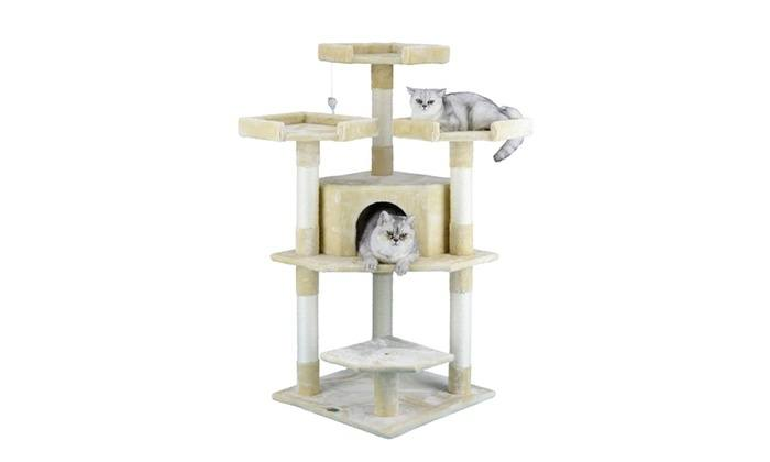 Go Pet Club Cat Tree Review 2020: Most Stable Cat Tree Ever?
