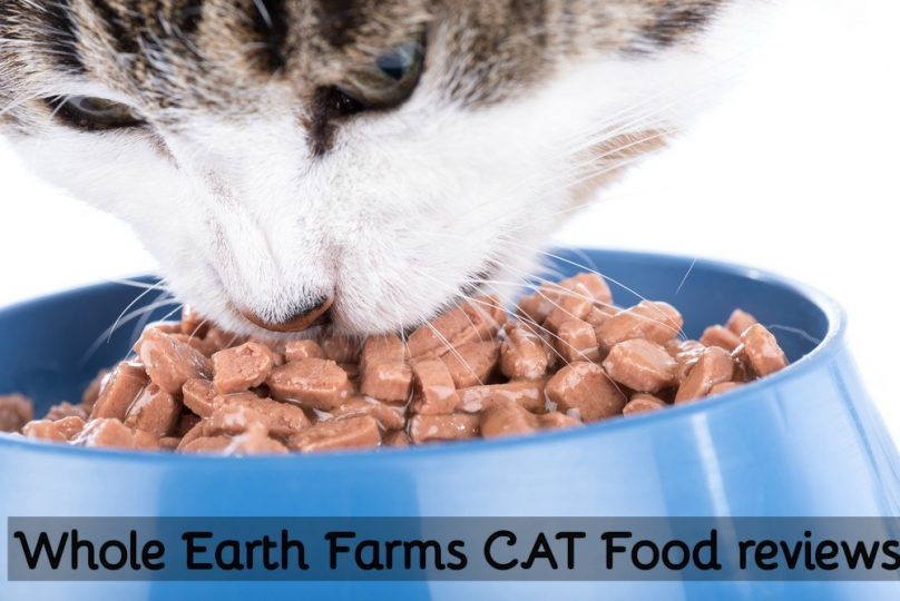 Whole Earth Farms Cat Food Reviews